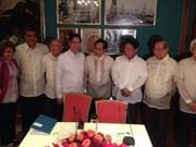 Reanudan diálogo de paz en Noruega gobierno filipino y FDNF