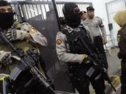 Indonesia refuerza seguridad en Bali ante riesgo de ataque con bomba