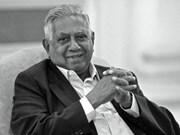 Fallece expresidente de Singapur a los 92 años