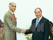 Premier vietnamita desea incrementar comercio con la India