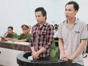 Condenados a prisión propagadores contra Estado vietnamita