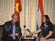 Vietnam fomenta nexos con India