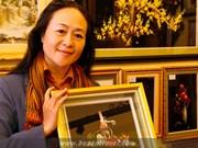 Pintura bordada de Vietnam entre los 100 marcas más conocidas de la ASEAN