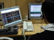 Capitales extranjeros en el mercado bursátil vietnamita crecen 3,5 veces