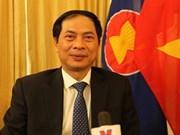 Política exterior de Vietnam contribuye a elevar posición nacional en el mundo