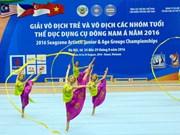 Celebran Torneo Juvenil de Gimnasia de Sudeste de Asia en Hanoi