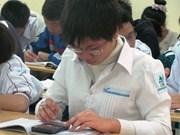 Provincia de Bac Giang experimenta enseñanza bilingüe de matemática