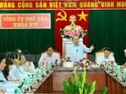 Turismo debe sector económico clave de Phu Yen, orienta primer ministro