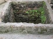 Hallan por primera vez en Thanh Hoa pozos con huellas de cultura Cham Pa