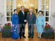 Nuevo ímpetu para relaciones comerciales Vietnam- Singapur