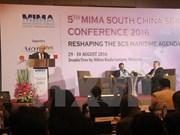 Celebran en Malasia conferencia internacional sobre Mar del Este