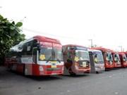 Crearán tres rutas de transporte de pasajeros Vietnam-Laos-Tailandia