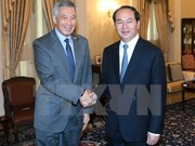 Vietnam y Singapur reafirman avance de cooperación multifacética