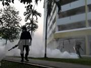 Singapur lanza campaña de eliminación de mosquitos para prevenir Zika