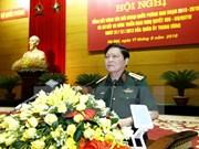 Nexos en defensa, factor importante de la asociación estratégica Vietnam- China