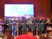 Inauguran conferencia sobre Comunidad de Cultura-Sociedad de ASEAN