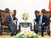 Confirma FMI compromisos de cooperación con Vietnam