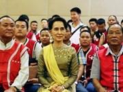 Myanmar: Conferencia Panglong logra primer acuerdo