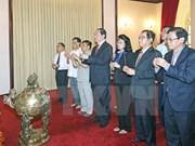 Homenajean al Presidente Ho Chi Minh por Día Nacional