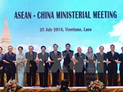 ASEAN celebrará en Laos reuniones con socios