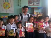 UNESCO honra programa vietnamita de impulsar lectura en zonas rurales