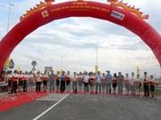 Viceprimer ministro asiste a inauguración de obras clave en Nghe An