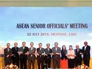 Altos funcionarios de ASEAN preparan sus próximas Cumbres en Laos