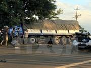 Registran 33 muertos por accidentes de tráfico en tres días feriados