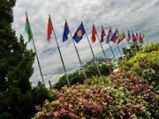 Inauguran las 28 y 29 cumbres de ASEAN en Laos