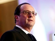 Presidente de Francia continúa visita de Estado en Vietnam