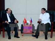 Vietnam y Filipinas conceden alta importancia a asociación estratégica bilateral