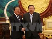 Impulsan Vietnam y Laos lazos entre sus órganos legislativos