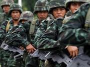 Incrementa Tailandia presupuesto para defensa nacional