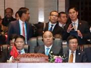 Premier asiste a Cumbre de Asia Oriental y reuniones entre ASEAN y sus socios