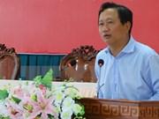 Expulsado Trinh Xuan Thanh del Partido Comunista de Vietnam