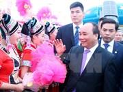 Primer ministro de Vietnam inicia visita oficial a China