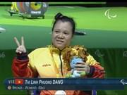 Vietnam gana segunda medalla en Juegos Paralímpicos 2016