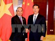 Premier de Vietnam reitera en China política exterior de autodeterminación