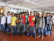 Indonesia repatriará a 228 pescadores vietnamitas