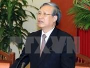Dirigente del Partido Comunista de Vietnam visita China