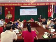 Vietnam colabora con Laos en desarrollo de actividades de Cruz Roja