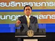 Pone fin Tailandia a uso de tribunal militar para juzgar a civiles