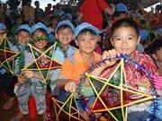 Vicepresidenta de Vietnam pide mayor atención a niños