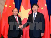 Primer ministro de Vietnam se reúne con Xi Jinping