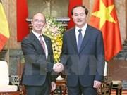 Delegación Valonia-Bruselas en Vietnam marca aniversario de fundación