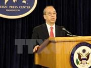 EE.UU. quiere profundizar asociación integral con Vietnam, dice Daniel Russel