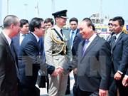 Primer ministro de Vietnam visita Hong Kong