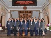 Ciudad Ho Chi Minh favorece inversiones de empresas japonesas