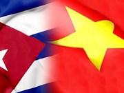 Cuba y Vietnam fomentan lazos en comercio e inversión