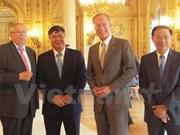 Promueven cooperación efectiva entre Vietnam y localidades alemanas